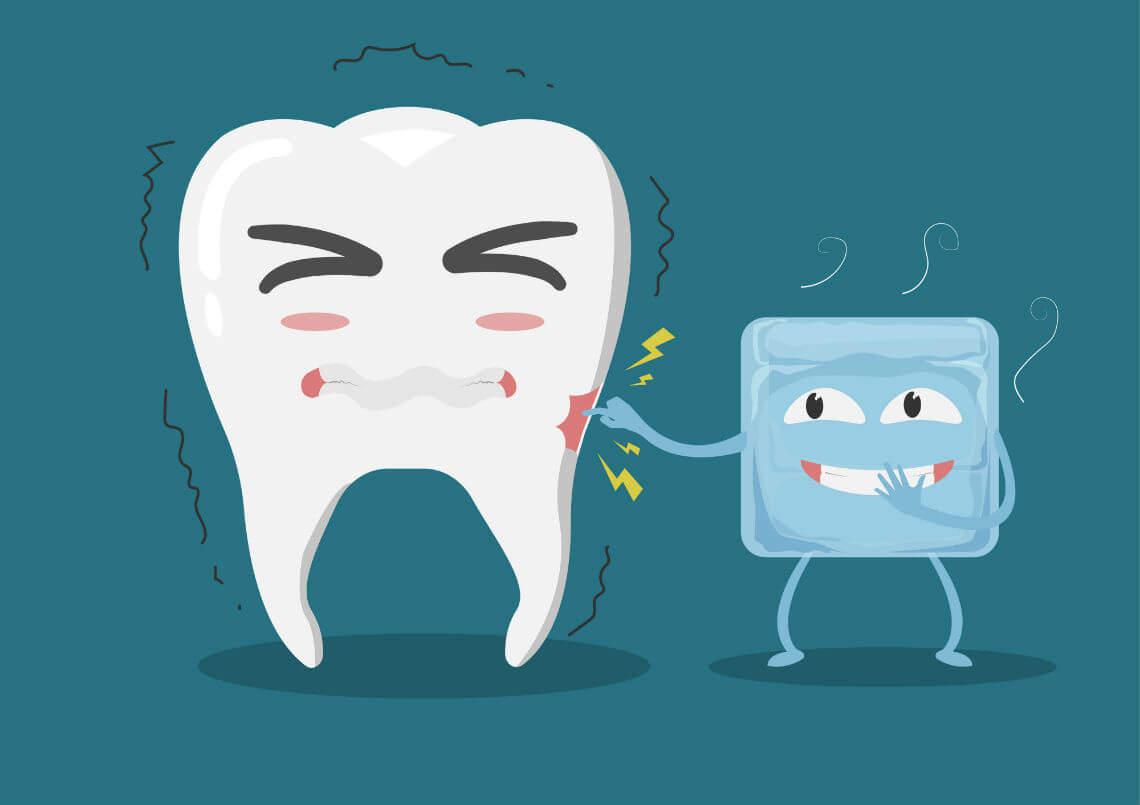 hipersensibilidad dentinaria cómo evitar