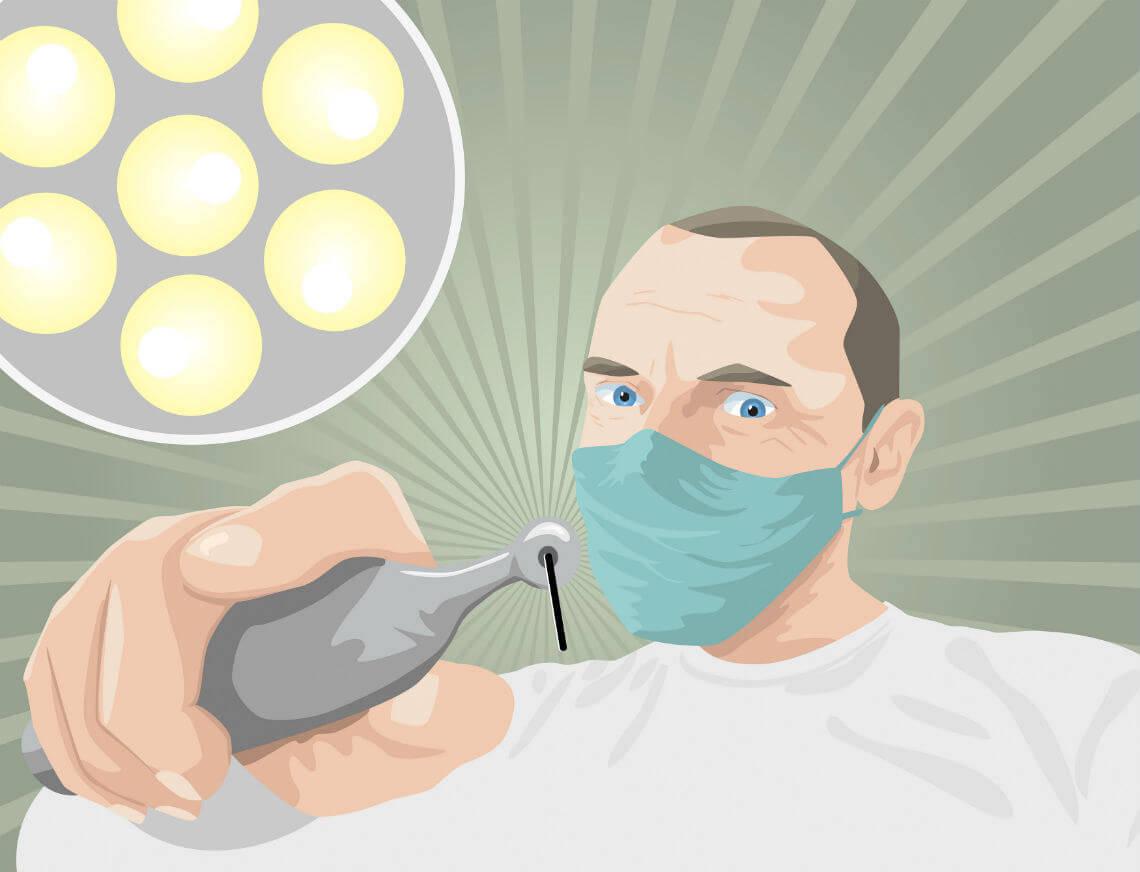 Dentofobia miedo al dentista