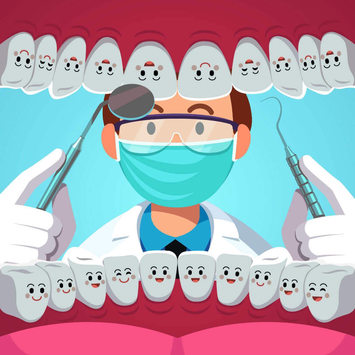 curetaje dental salud boca