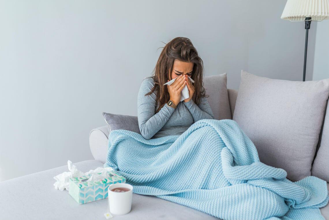 Cuidado dental cuando se está enfermo