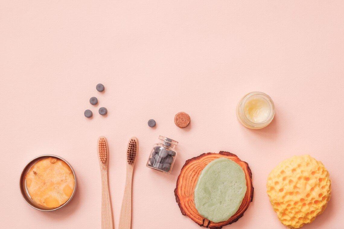 Pasta de dientes en pastillas y otros productos ecológicos