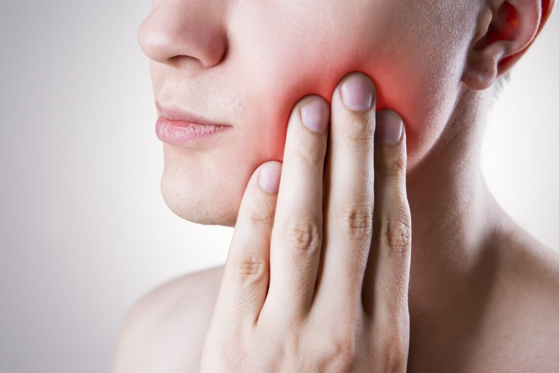 estrés en los dientes