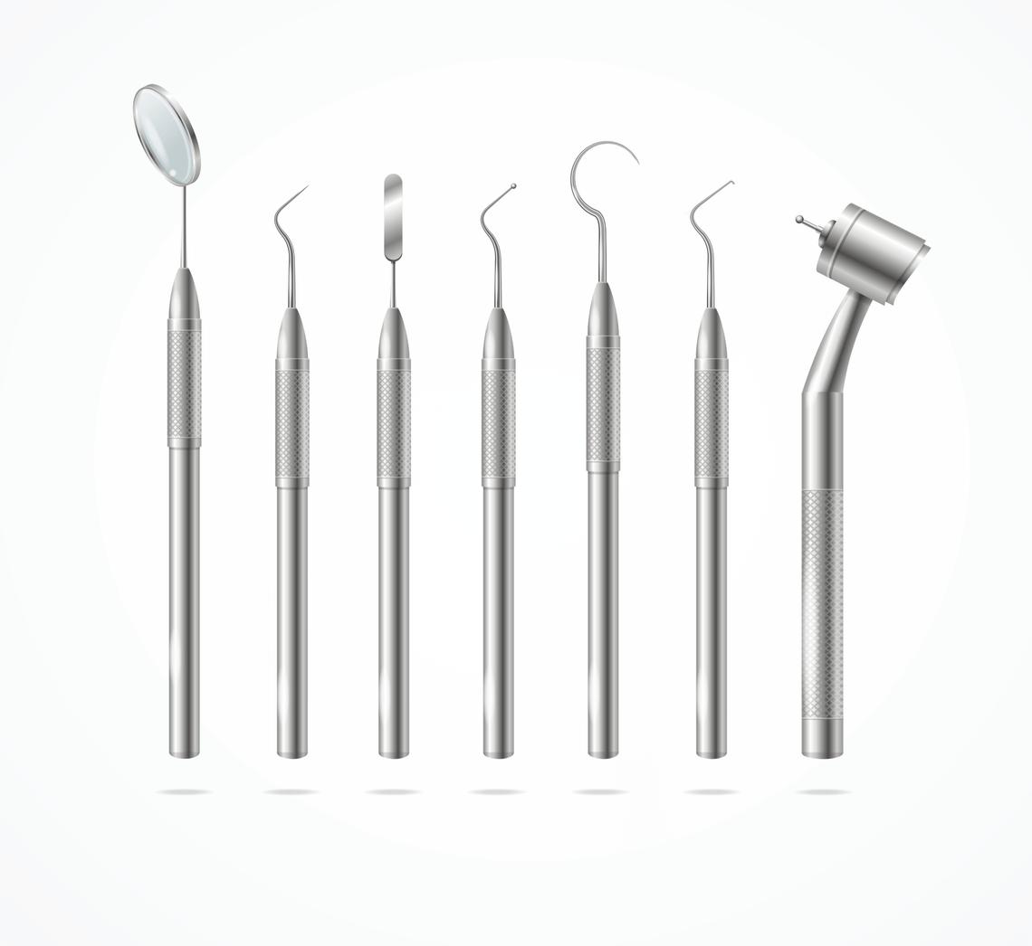 Instrumental de odontología