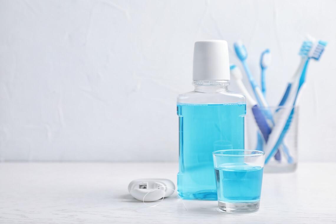 clorhexidina colutorio enjuague dental