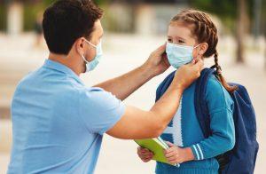 mascarilla y salud bucodental